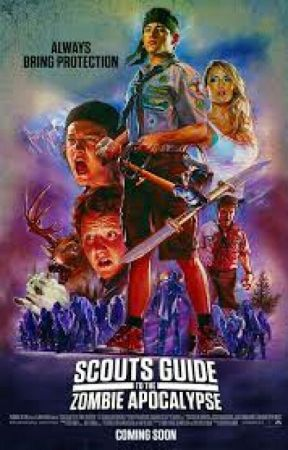 Scouts Vs Zombies by gallerat