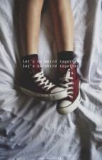 let's be weird together || redvacktor x reader by chloeraviolii