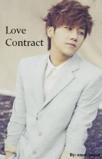 Love contract (Infinite fanfic) cover