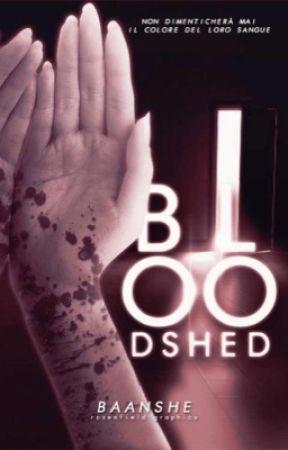Bloodshed | Teen Wolf - Stydia  by baanshe