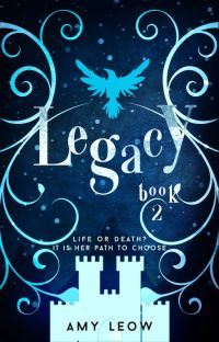 Legacy (Daughter of War #2) cover