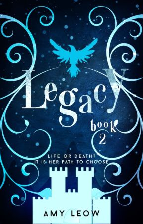 Legacy (Daughter of War #2) by MissBookNut