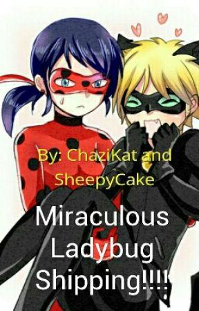 Miraculous Ladybug Shipping!!!! by ChaziKat
