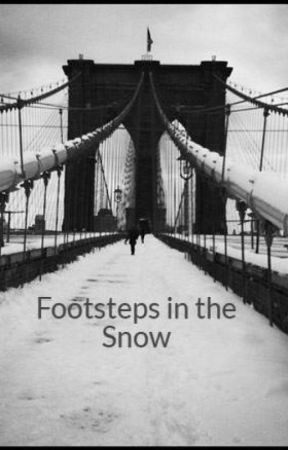 Footsteps in the Snow by blinkexists182