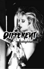 Different  || Matthew Daddario  by -voidlightwood