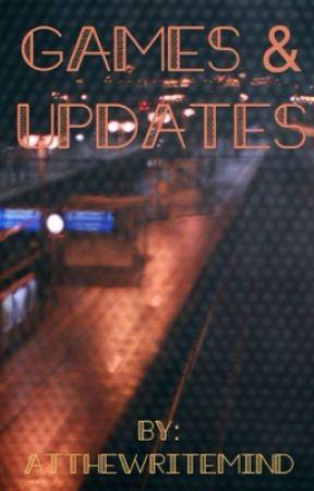 Random//Updates//Games by abeyancy