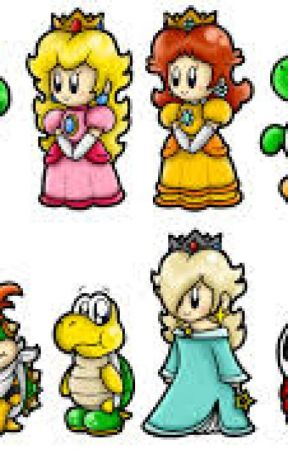 Mario Characters X Reader One Shots by Pikminfan