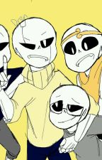 The Sans Party! [ENDED] by DinoDren
