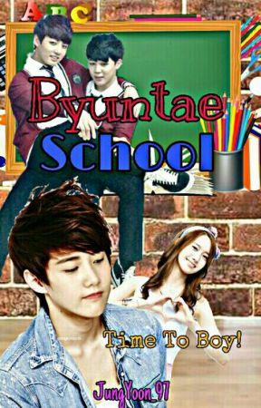 Byuntae School + BTS  by JungYoon_97