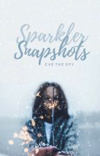 Sparkler Snapshots by evethespy
