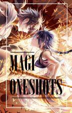Magi Oneshots [Requests Are CLOSED] by mintashti