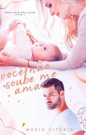 Você Não Soube Me Amar (Repostagem) by MariaVitoriaSantos1