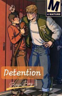 Detention (Boyxboy) cover