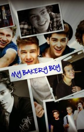 My Bakery Boy(One Direction fanfic) by CaterGirl1079