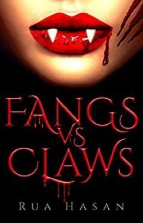 Fangs Vs Claws  by TwinziHasan