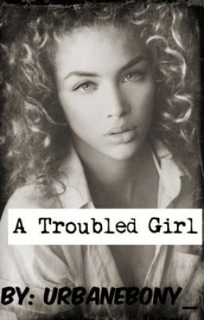 A Troubled Girl by URBANebony_