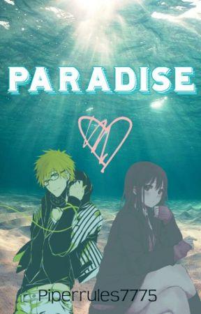 Paradise (Makoto Tachibana x OC) by Natsu-mii