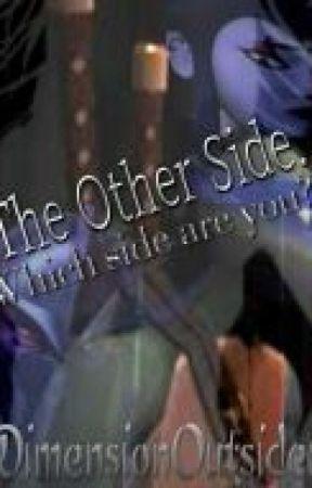The Other Side... (Leonardo Hamato x Reader) by DimensionOutsider