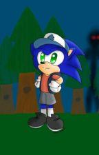 Sonic Falls by gravityrisesfan