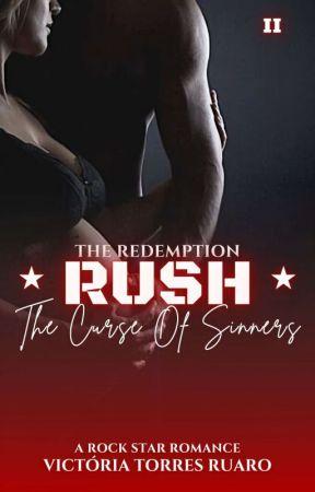 RUSH - The Redemption (DEGUSTAÇÃO) by VictoriaTorresRuaro