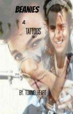 Beanies and Tattoos -Larry Stylinson- AU Punk!Louis UNI!Harry by stripperlouisx
