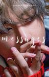 messages | taehyung (completed!!) cover