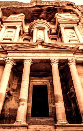 Las puertas de piedra by CondeNadie