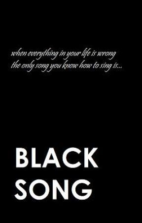 Black Song (Tokio Hotel fan fiction) by marie_btk