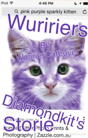 wuririers diamond kits storie by WuririerCatLuver