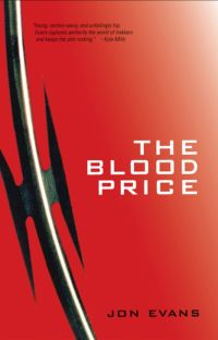 The Blood Price cover