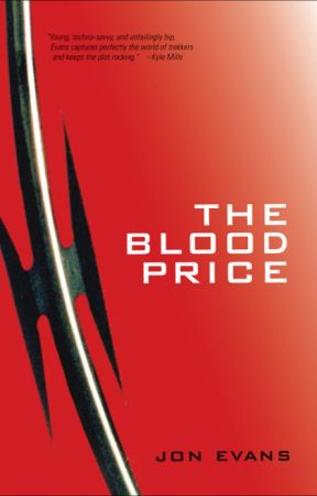 The Blood Price by JonEvans