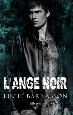 L'Ange Noir by LucieBarnasson