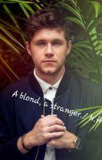 A blond,a stranger./N.H (1,2) by NatureCalls96