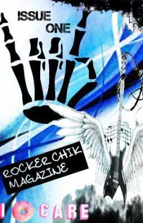 Rocker Chik Magazine: Issue One by RockerChikMagazine