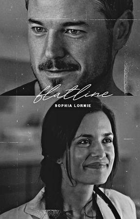 flatline [ 𝙢.𝙨 ] by foxgIoves