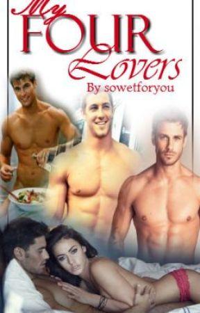 My four lovers (Menage , boyxboy + boyxgirl , mmmmf) by sowetforyou