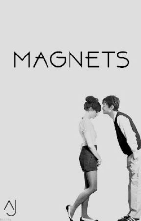 Magnets (On Hold)  by Red_Lime