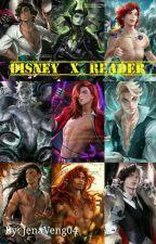 Genderbent Disney & Dreamworks Characters X Reader by JenaVeng04
