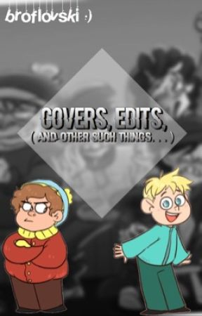 Covers and Edits!  (And other such things...) by Clawhauser
