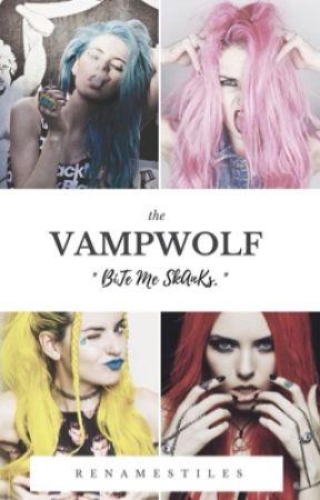 The Vampwolf ₹ Tw•Tvd [CS.] by renamestiles