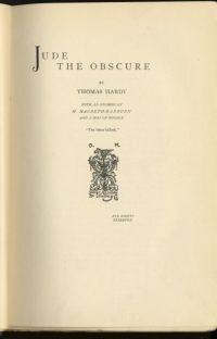 Tess of the d'Urbervilles (1891) (Completed) cover