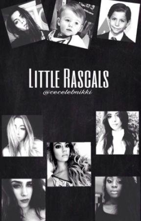 Little Rascals by cecelebnikki01
