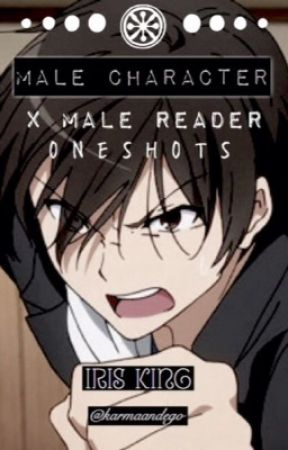 Male Character x Male Reader One-Shots by karmahui