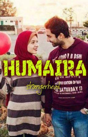 HUMAIRA by strangerhead