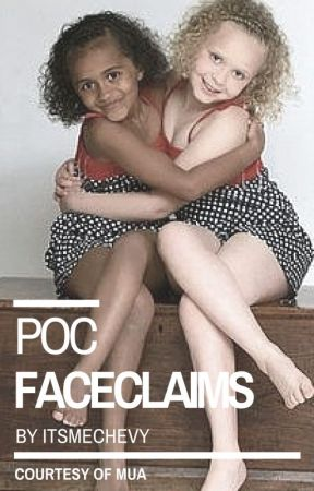 POC FaceClaims by ItsMeChevy