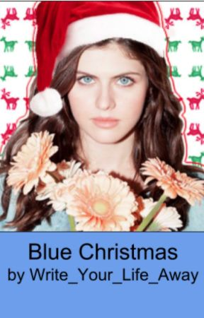 WN one shot - Blue Christmas by Write_Your_Life_Away