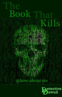 The Book That Kills. cover