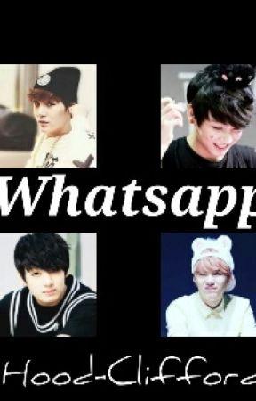 Whatsapp-[Jungkook Y Suga] by -Hood-Clifford-