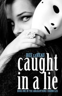 Caught In A Lie cover