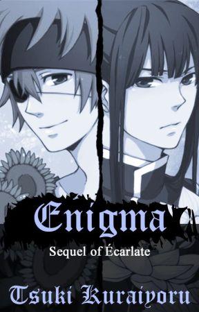 Enigma (Kanda x OC/ Lavi x OC) by KotaKuraiyoru